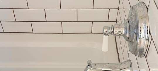 One-Handle Tub/Shower Faucet