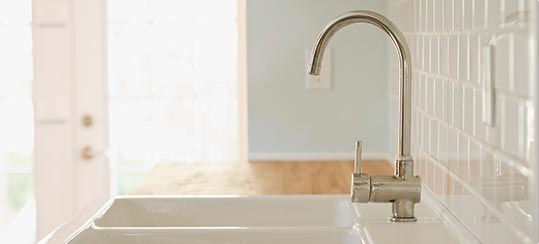 One-Handle Faucet